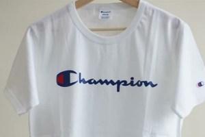 ciri ciri kaos champion original