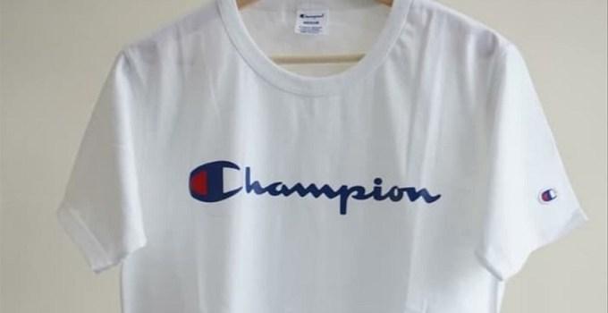 Ciri Ciri Kaos Champion Original Perbedaan Asli Dan Palsu
