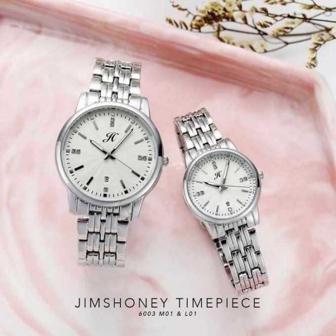 perbedaan jam tangan jims honey untuk cewek