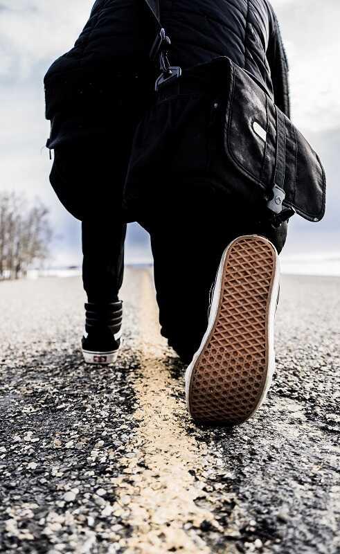 sepatu vans outsole - perbedaan sepatu vans ori dan kw