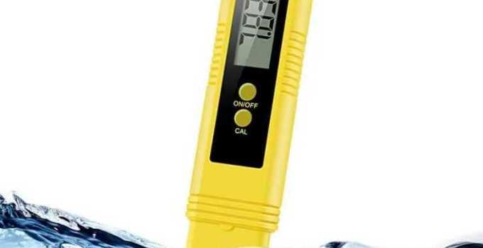 cara kalibrasi ph meter digital