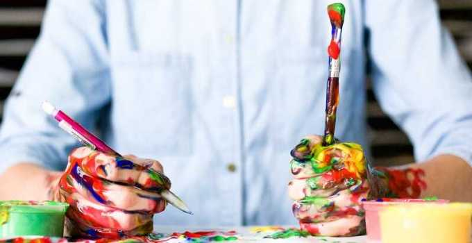 cara menghilangkan cat di tangan dengan mudah