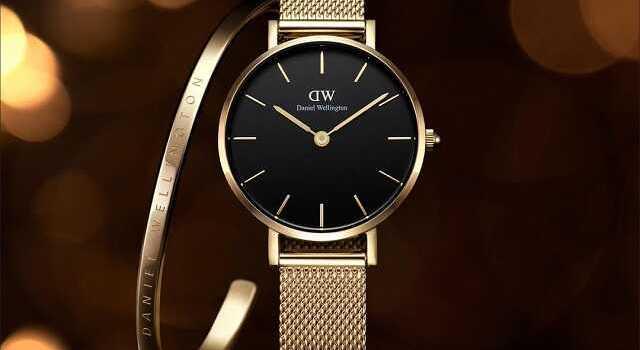 perbedaan jam tangan daniel wellington asli dan kw