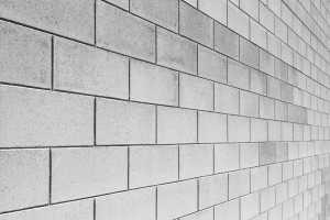 dinding rumah dengan menggunakan bata hebel atau bata ringan