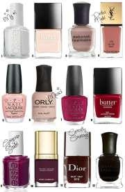 fall nail polishes - mash
