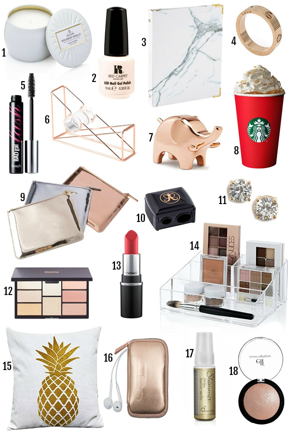 Cute Christmas Gift Ideas For Her