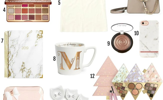 The Best Gifts For Her Under 50 2018 Gift Guide Gift