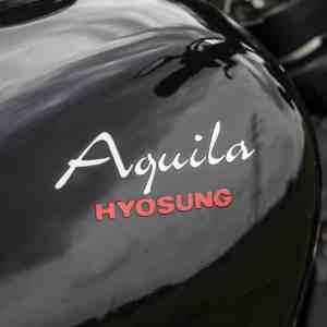 Onderdelen Hyosung