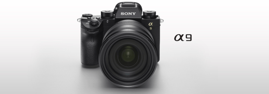 Sony A9 Announcement