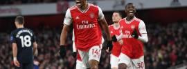Arsenal yapambana kiume na kuizamisha Everton
