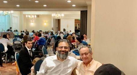 El BUR participó de shabat con más de 500 personas