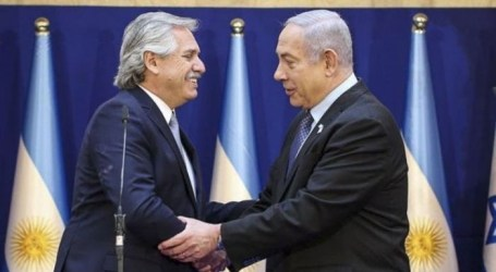 Alberto Fernandez se comunicó con Netanyahu