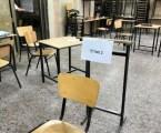 Alumnos en aislamiento preventivo