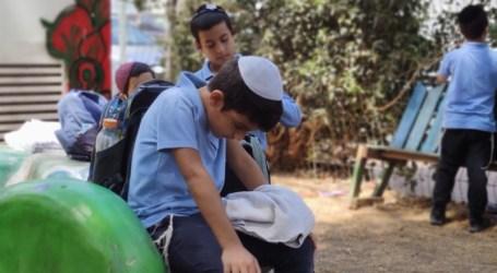 Una imagen que se repite en Israel