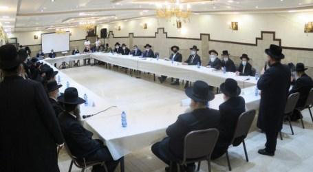 Beitar: se estableció un comité rabínico para Corona. Las instituciones abrirán sujetas a restricciones.