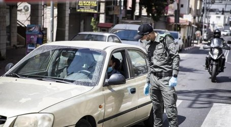 Nuevas restricciones en Israel