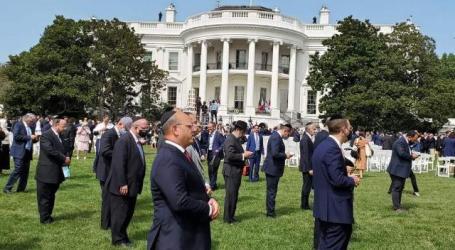 Minjá en la Casa Blanca
