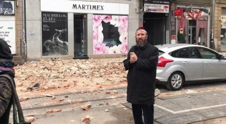 Terremoto en Croacia