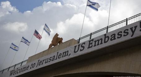 Blinken se compromete a mantener la embajada de Estados Unidos en Jerusalén