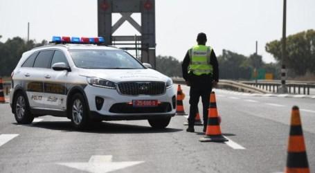 La policía aprieta: desde el viernes por la mañana decenas de puestos de control durante todo el día