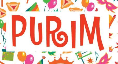 Se acerca PURIM y ya estamos pensando y programando los Mishloaj Manot…