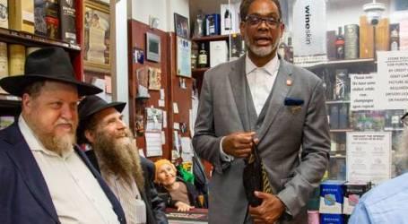 El político mas alto de Nueva York en Brooklyn