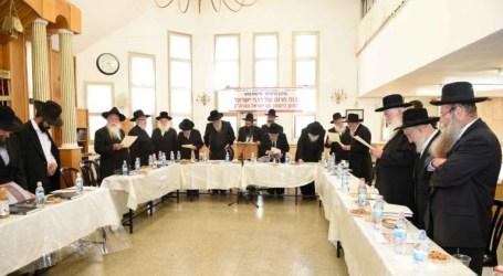 El Congreso Rabínico 'Soul Supervision' advierte contra los movimientos del gobierno de Bennet