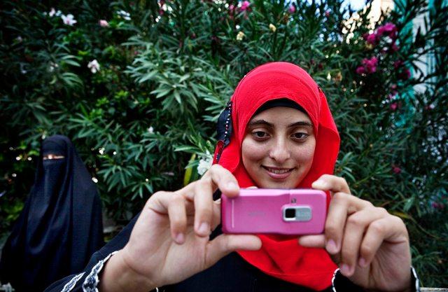 student - Tanya habjouqa