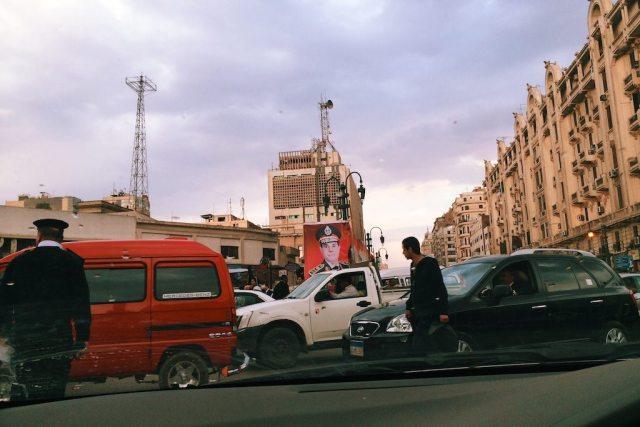 Sisi - by Youssef Rakha