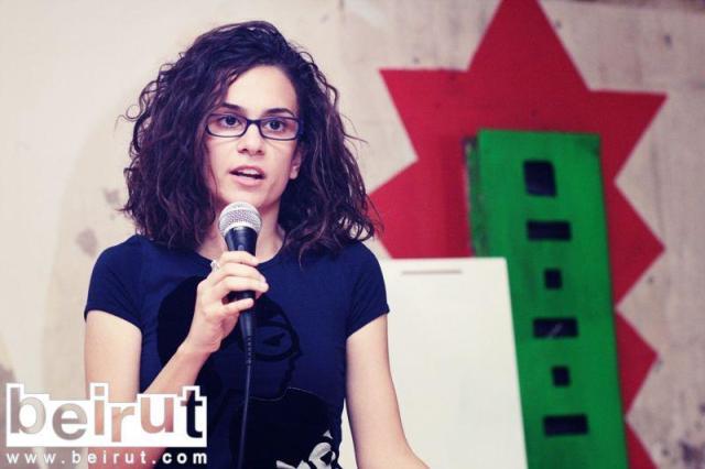 workshop in citizen journalism in Beirut in July