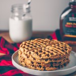 Gingerbread Waffles Mash & Spread