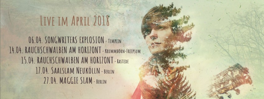 MusikPoesie live im April 2018