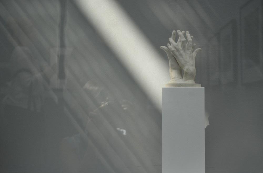 Sculpture vs photography (1/3)