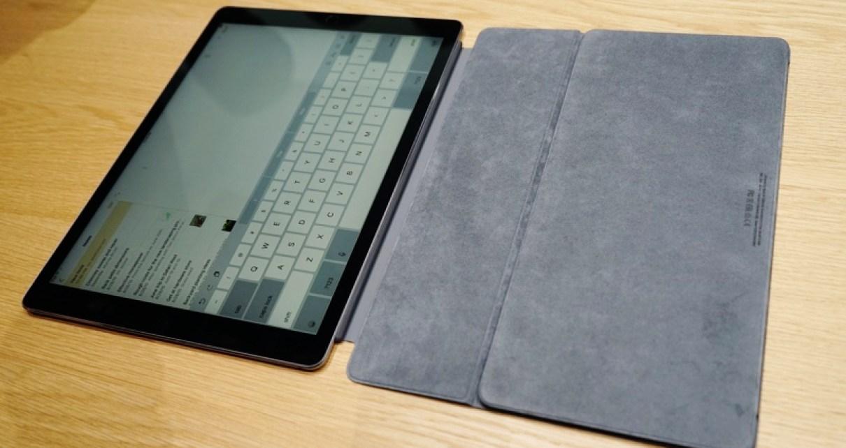 dsc00662 resize 蘋果史上最大平板 iPad Pro與配件動眼看