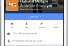 donate button on page 非營利組織將可透過Facebook專頁募款