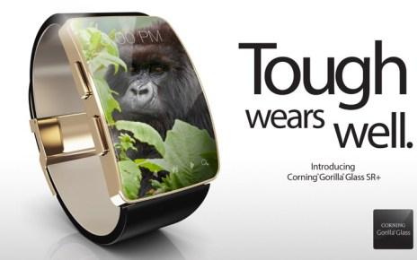 e5bab7e5afa7e68ea8e587bacorningc2ae gorillac2ae glass sr e6a9abe5bc8f resize 康寧Gorilla Glass SR+玻璃 將進一步保護智慧手錶錶面