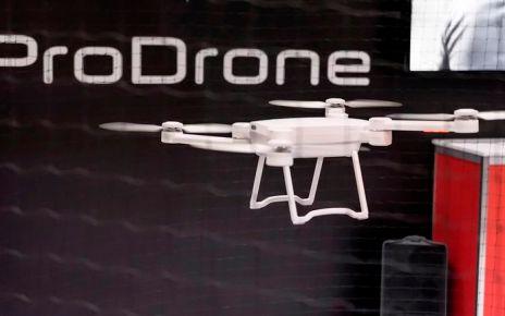 prodrone byrd 01 7578 小型無人機成為市場發展趨勢 相機廠、晶片廠均投入轉型