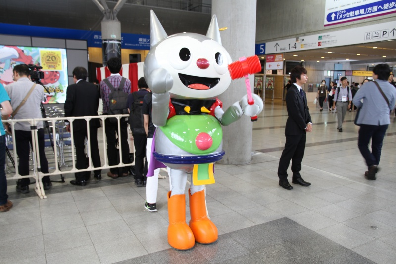 resize IMG 0556 東京電玩展2016閉幕 參觀人數創歷史新高、VR成主要展示項目