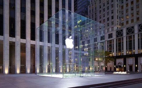 Design Patent awarded for the Famous Glass Apple Store in New York City 456513 2 resize 蘋果傳著手打造智慧眼鏡 最快將2018年內推出