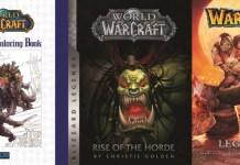 《魔獸世界》著色書 side resize 暴雪娛樂成立書籍出版品牌 首波推出《魔獸世界》著色書及絕版小說、漫畫