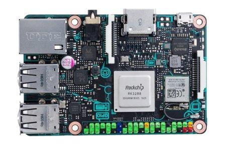 01 275 華碩也推小型開發板Tinker Board 採Rockchip處理器、價格偏高