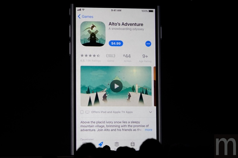 batch  DSC8949 resize 蘋果藉由《紀念碑谷2》說明新改版的App Store介面