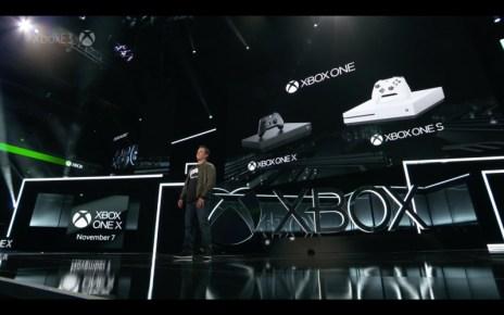 resize 螢幕快照 2017 06 12 上午5.05.39 微軟最小、效能最強電玩主機 Project Scorpio正名為Xbox One X
