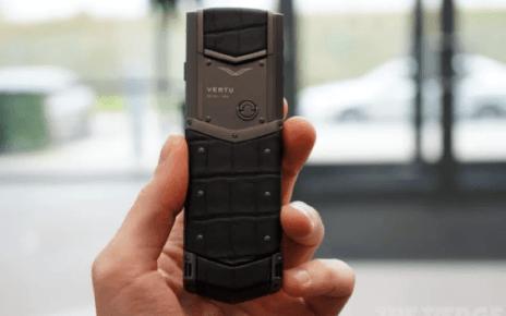 0cac4af912e7f2a resize 奢華手機品牌Vertu傳破產倒閉 官方隨即澄清僅為產線調整