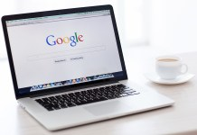 bigstock Macbook Pro Retina With Google 67063081 巴黎行政法院裁決Google無需向法國補繳高額稅金
