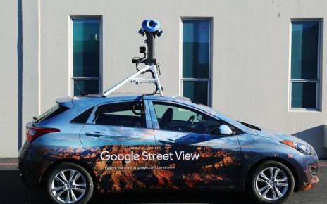 GoogleStreetView resize Google街景車換上新相機 用人工智慧學習街道景象內容