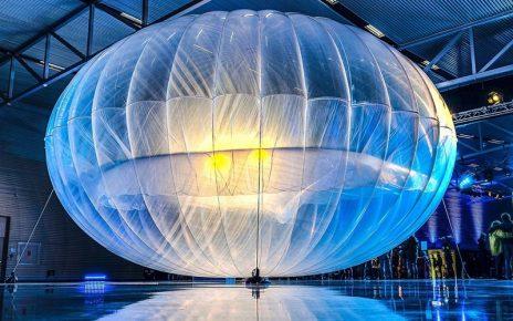 google project loon Google以連網熱氣球服務協助美國波多黎各颶風災後重建
