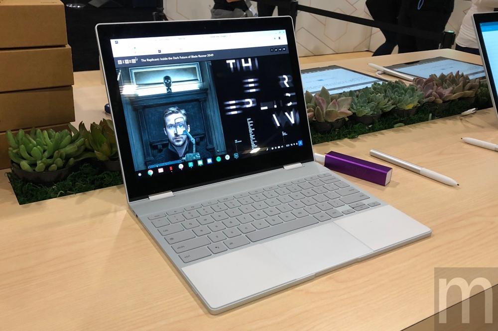 batch resize IMG 0757 動眼看/Google Pixelbook 可當做Android平板使用的Chrome OS變形機種