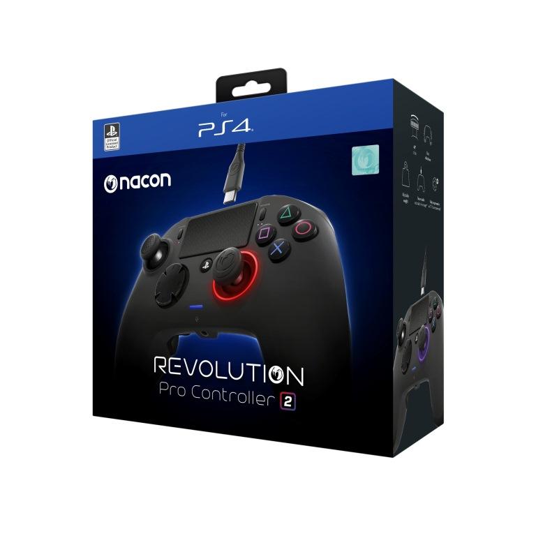 PS4OFPADREV2 P02 鎖定進階玩家 Sony、Nacon合作打造第二款進階PS4控制器登台