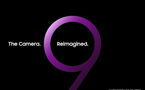 Samsung Galaxy Unpacked 2018 The Camera. Reimagined. 三星確認MWC 2018展前揭曉新機 暗示Galaxy S9搭載全新相機設計